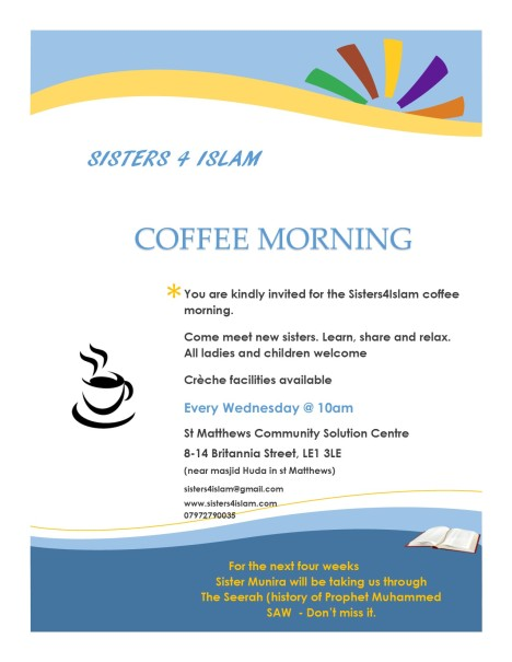Coffee Morning Flyer1